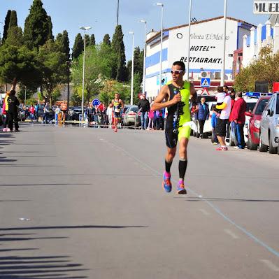 Carrera El Porvenir 2015 - Llegada