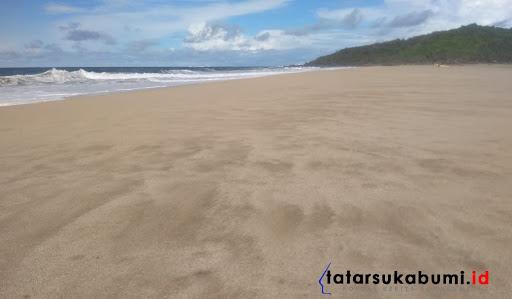 Berita Hoak Tsunami, Ujunggenteng Nyaris Tak Ada Pengunjung