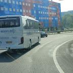 Setra van Besseling Travel bus 9
