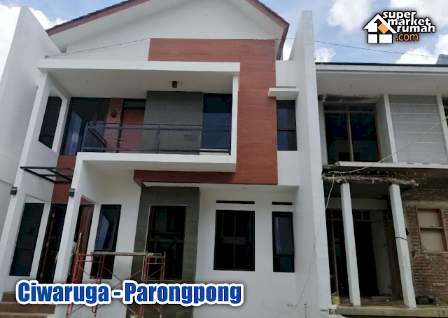 Rumah Di Cluster Strategis Ciwaruga - Parongpong