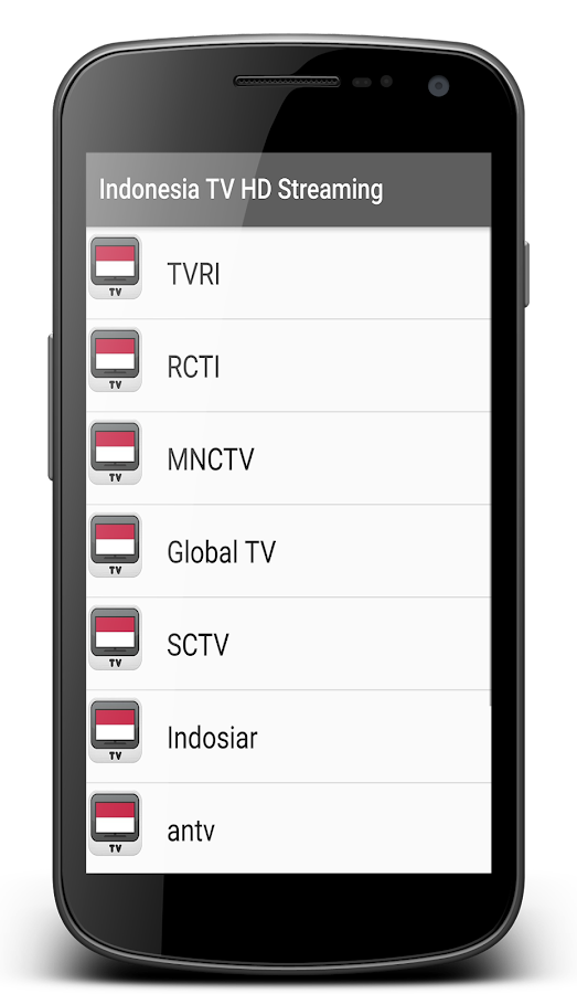 indonesia tv hd streaming ! - android apps on google play - Mobile Tv Indonesia