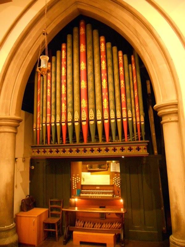 Lewes St Michael