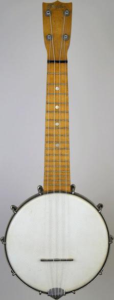 Gretsch Claraphone Banjolele banjo Ukulele Corner