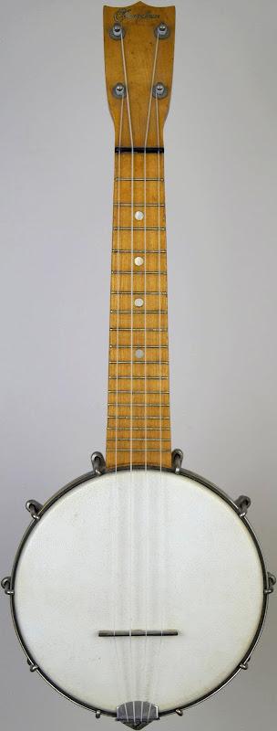 Gretsch Clarophone Banjolele banjo Ukulele