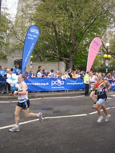 London Marathon - 25th April 2010