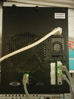 HP Microserver N40L