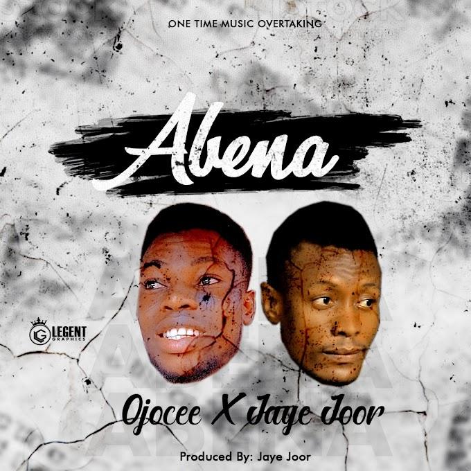 MUSIC : Ojocee ft Jaye joor Abena
