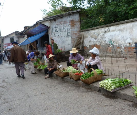CHINE SICHUAN.XI CHANG ET MINORITE YI, à 1 heure de route de la ville - 1sichuan%2B677.JPG