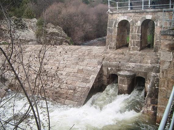 Ruta por los Canales y el Cañón del Guadalix