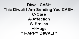 English Diwali SMS Wallpapers