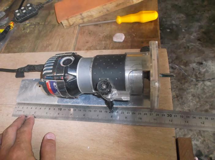 Construção inspirada Les Paul Custom, meu 1º projeto com braço colado (finalizado e com áudio) - Página 2 DSCF0651