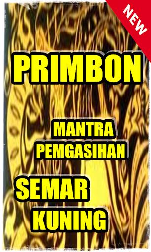 Primbon Semar Kuning Super Ampuh for PC