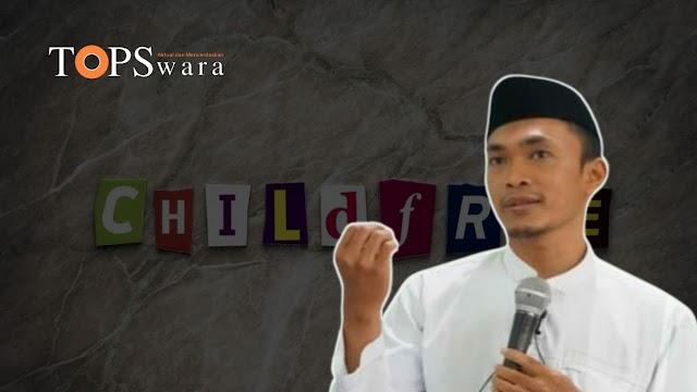 Begini Pandangan Ustaz Utsman Zahid as-Sidany Terkait Childfree