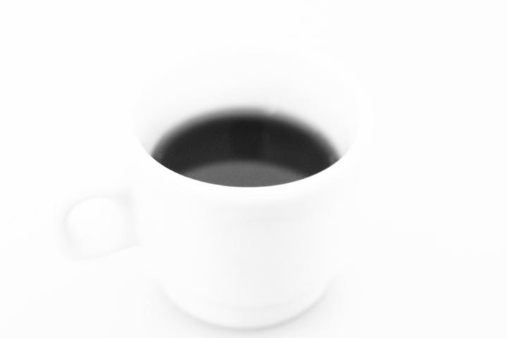 La purezza di un buon caffe` di geekashmir