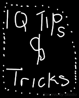 IQ test tips