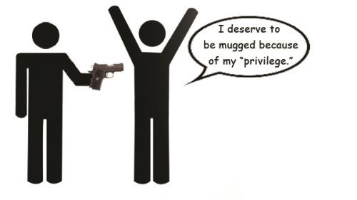 Mugged privilege