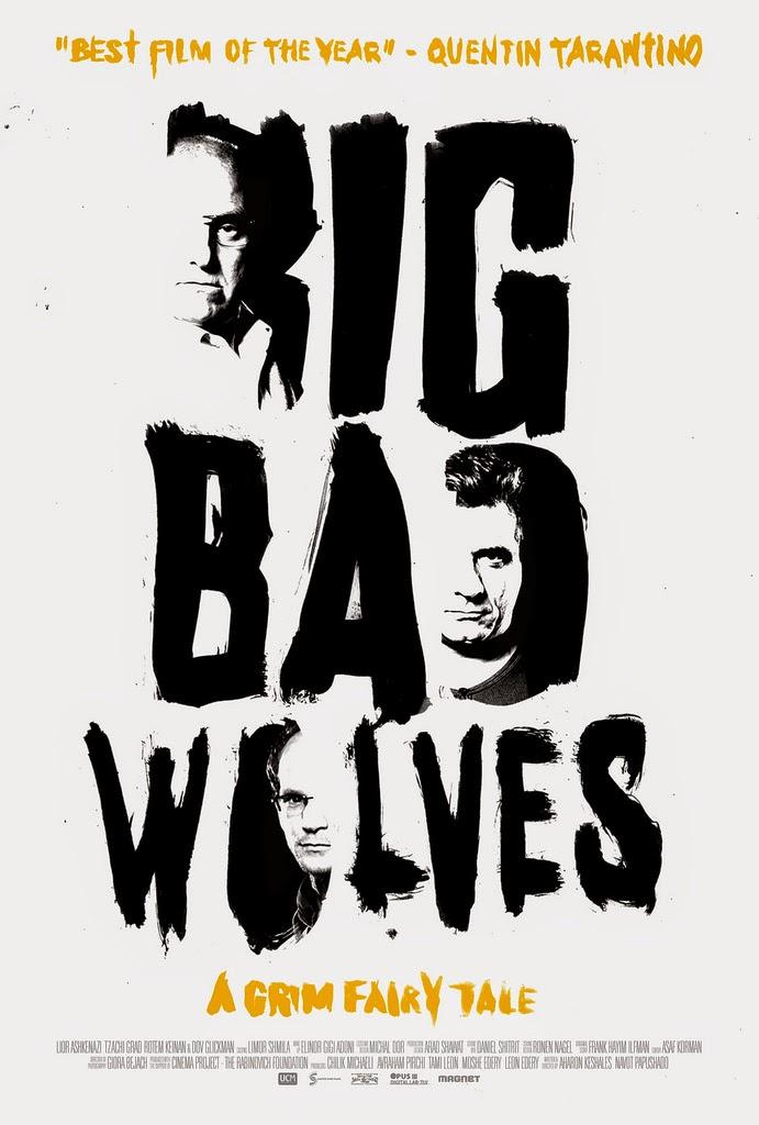 Στο στόμα των λύκων (Big Bad Wolves) Poster