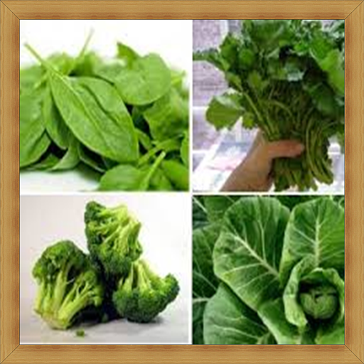 New Green Vegetables Onet Game