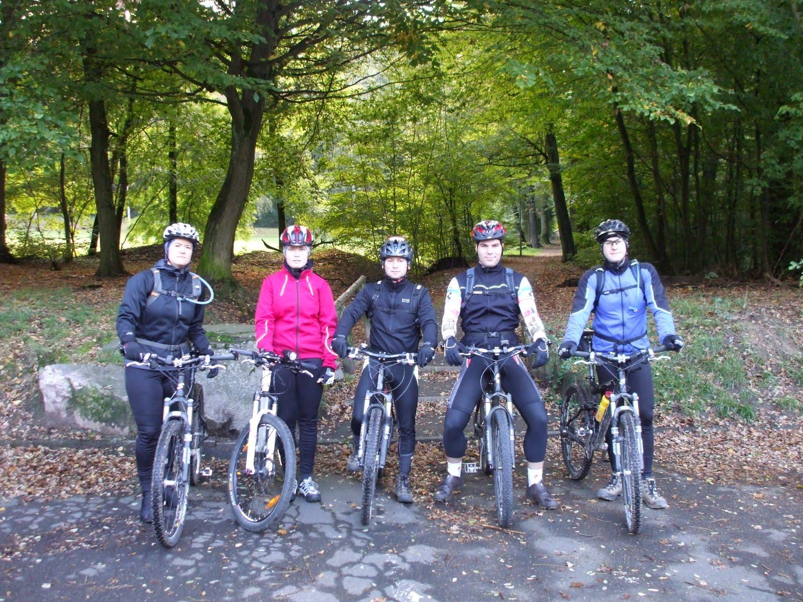 Spessart-Biker Tour am 18.10.2009