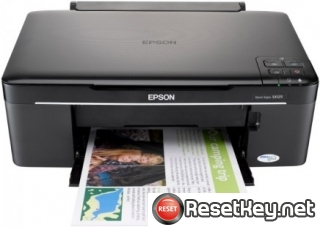 WIC Reset Utility for Epson SX125 Waste Ink Counter Reset