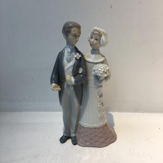Lladro Wedding Figurine