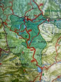 Carte des lieux