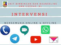 Intervensi Unit Kaunseling Secara Bersemuka, Online Dan Offline: Januari 2021