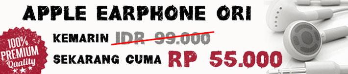 iPod Earphone Original