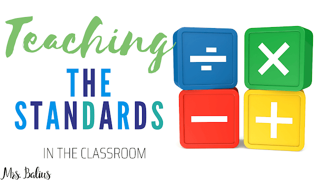 Teaching the standards is important in all grade levels. Even the years that aren't testing years. Learn all about why here.
