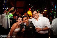Foto 2321. Marcadores: 05/12/2009, Casamento Julia e Erico, MC, MC Anjinho, Rio de Janeiro