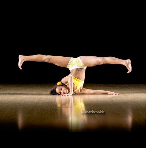 Dance Moms Photoshoots: Nia's sharkcookie photoshoot