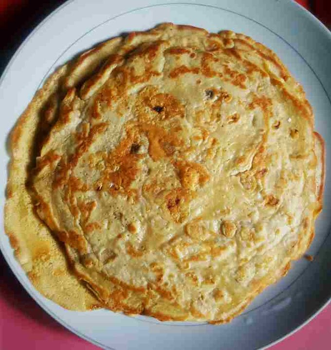 How to make yourself a delicious pancake
