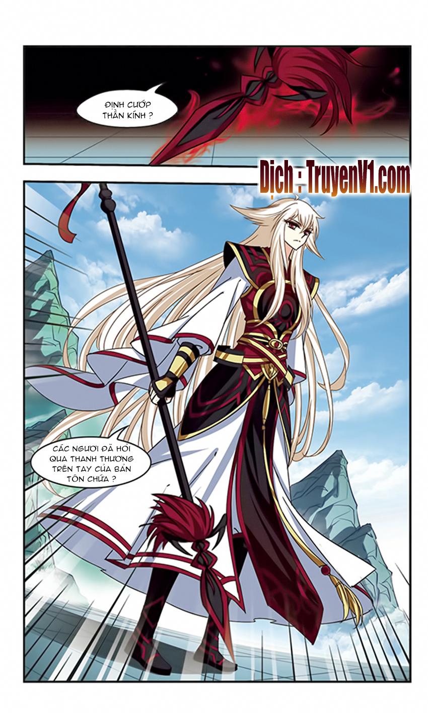 Phong Khơi Thương Lam Chap 83 - Trang 5