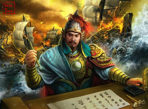 Ngũ Hổ Tướng lộ diện năm Đại Việt hổ tướng 3