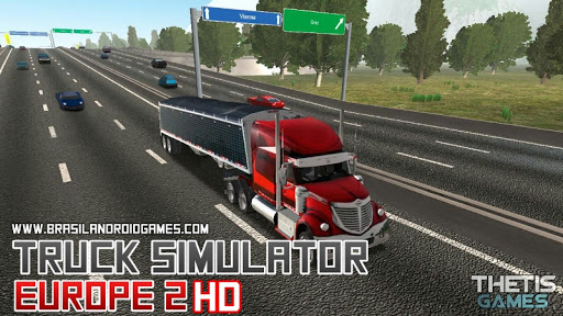 Download Truck Simulator Europe 2 HD v1.0.4 APK Full Grátis - Jogos Android