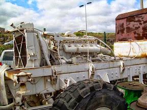 Abandoned Pegaso Truck