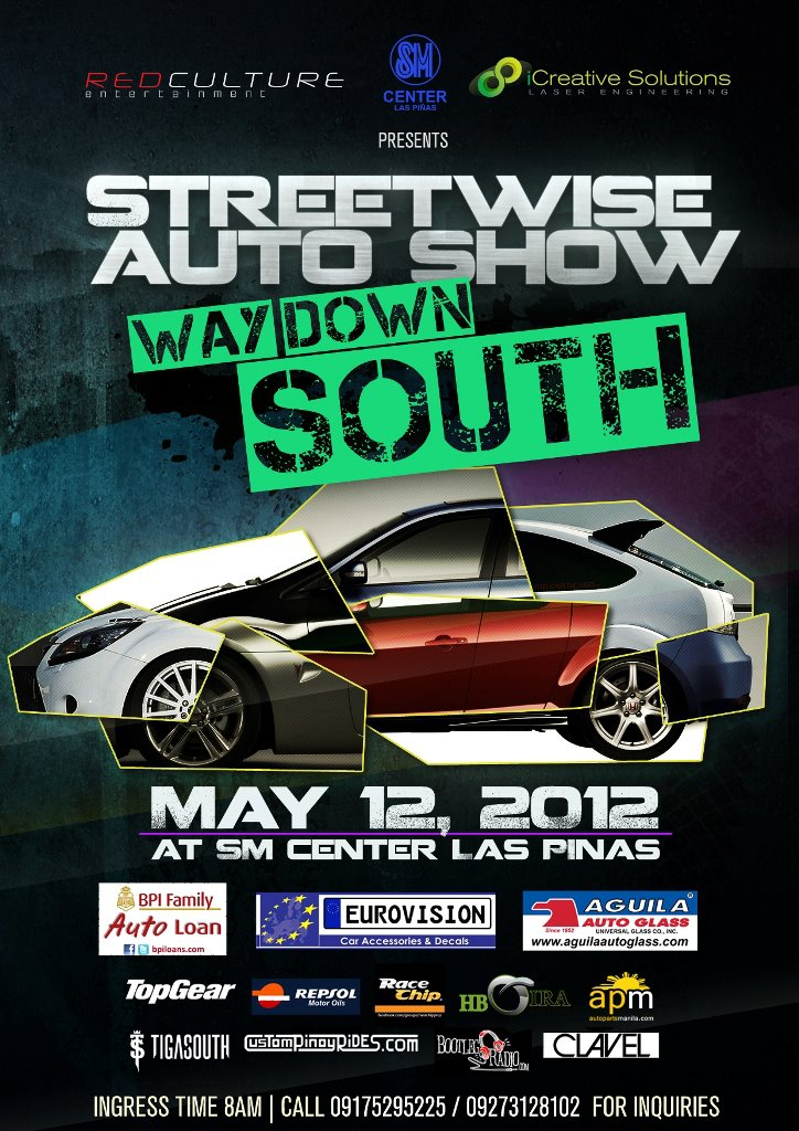 Streetwise Auto Show Custom Pinoy Rides