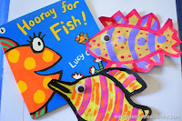 Fish Theme: Hooray for Fish Craft