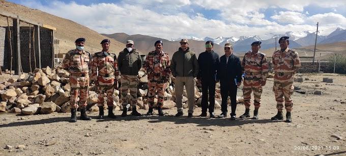 माननीय प्रधानमंत्री जी के नेतृत्व में देश की सीमा सुरक्षा को नई मजबूती मिली