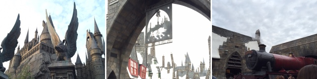 harry potter, world, japan, universal studios, osaka, travel, asia