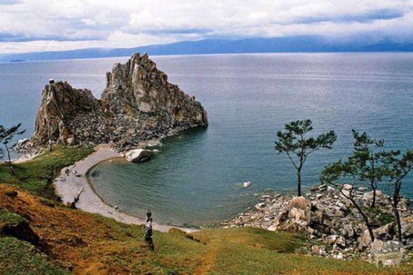 озеро Байкал в Иркутской области