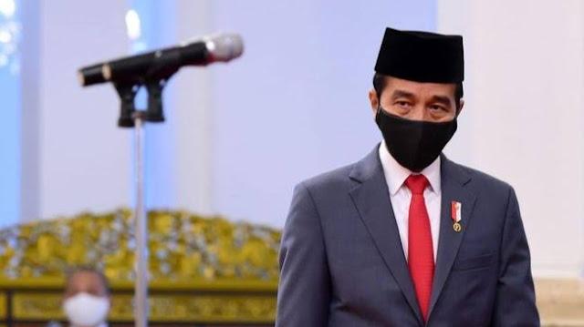 Foto; Presiden Jokowi. Indonesia Diproyeksikan Jadi Negara dengan Pemulihan Ekonomi Tercepat.
