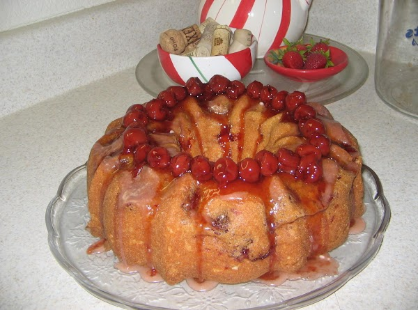 Cherry Bundt Cake Recipe
