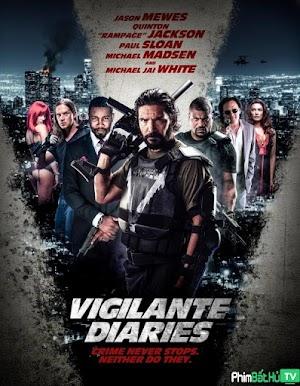 Phim Biệt Đội Chống Tội Phạm - Vigilante Diaries (2016) (2016)