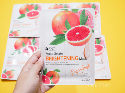 review-masker-snp-fruit-gelato-brightening-mask