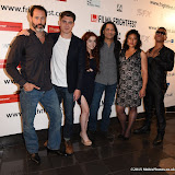 OIC - ENTSIMAGES.COM - Heather Rae, Russell Friedenberg, Castille Landon, Zane Holtz, J LaRose,Tsulan Cooper and Rudy Youngblood  at the Film4 Frightfest on Friday of   Wind Walkers UK Film Premiere at the Vue West End in London on the 28th August 2015. Photo Mobis Photos/OIC 0203 174 1069