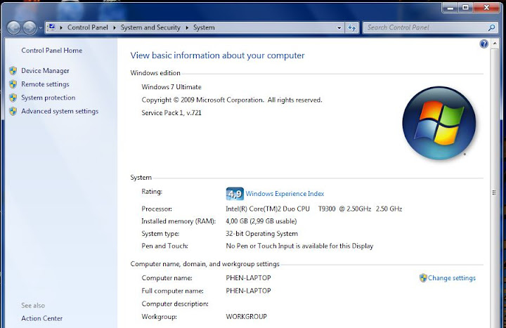 Windows 7 Ultimate Sp1 Update Agustus 2015