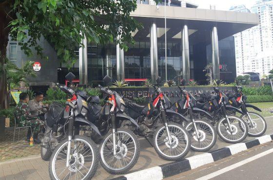 Ada Barakuda, KPK Klaim Tidak Minta Penjagaan Keamanan ke TNI-Polri
