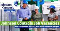 Johnson Controls Careers 2021
