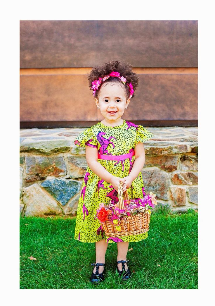 African Dress Styles For Kids How Make Your child LookSpectacular 11
